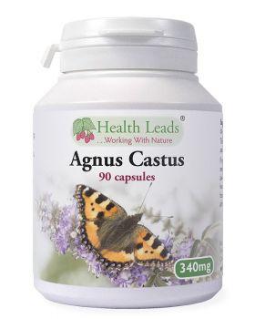 Agnus Castus 340mg x 90 capsules