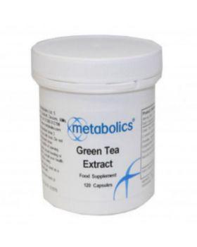 GREEN TEA EXTRACT 120 CAPSULES