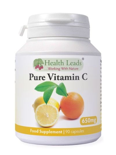 HEALTH LEADS VITAMIN C 650MG X 90 KAPSELN