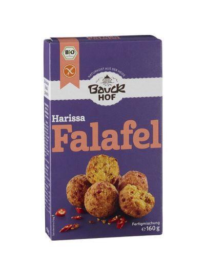 bauckhof Bio Harissa Falafel Mix, glutenfrei 160g
