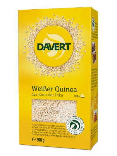 Davert Weißer Quinoa BIO 200g