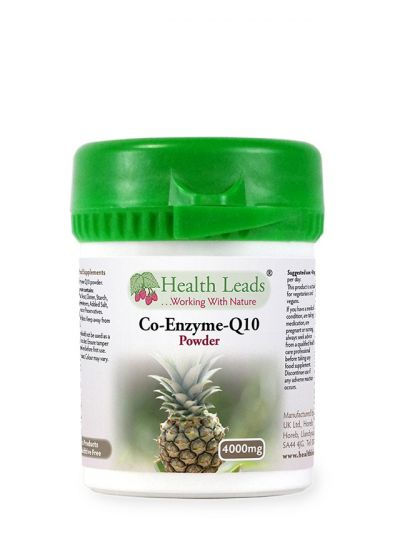 Health Leads Co-Enzyme Q10 Pulver 4000mg