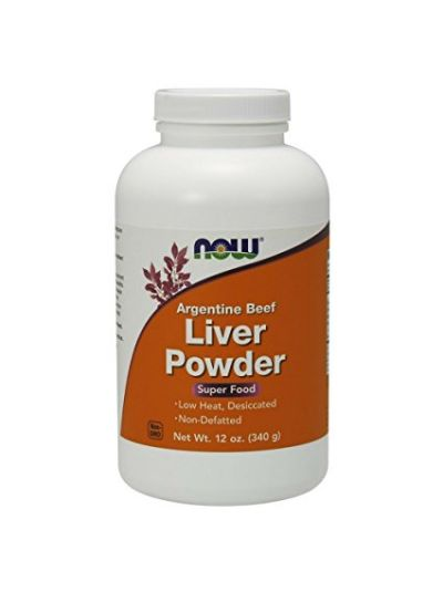 Now Foods Liver Powder (340 g)