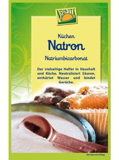 BioVita Naturkost Küchen Natron BIO 20G