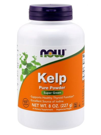 Now Foods Bio-Kelp pure powder 227 grams