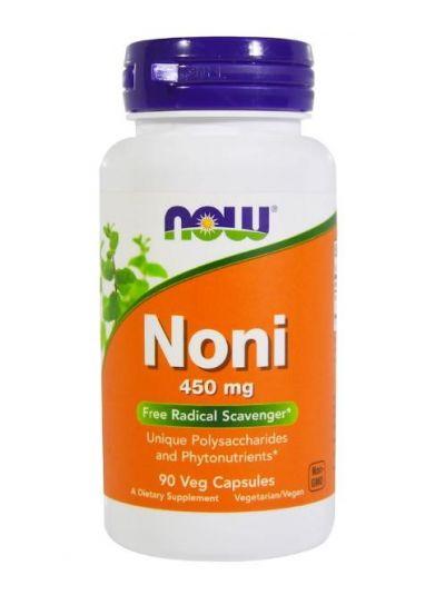 Now Foods Noni 450 mg 90 vegetarische Kapseln