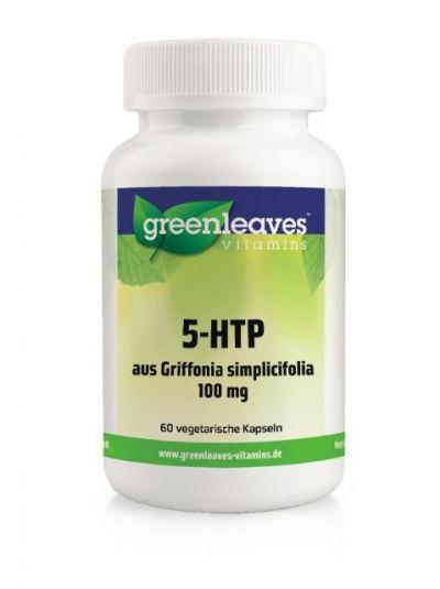 Green Leaves 5-HTP 100 MG 60 Kapseln