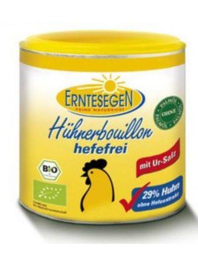 Erntesegen Naturkost Hühner-Bouillon, hefe-frei (ergibt 6L) 120g