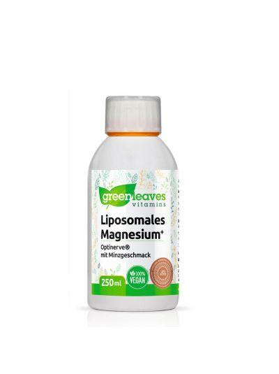 Green Leaves Vitamins Liposomales Magnesium+ (Optinerve) 250 ml