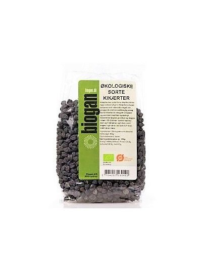 Biogan Black chickpeas (organic) 500gr