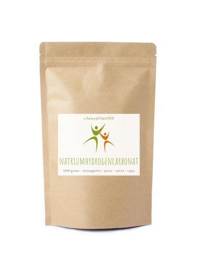 Vitalundfitmit100 Natriumhydrogencarbonat Natron 1000 g