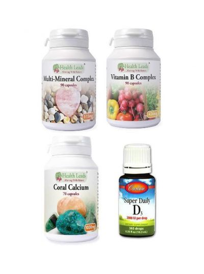 Candida Nutrient Package