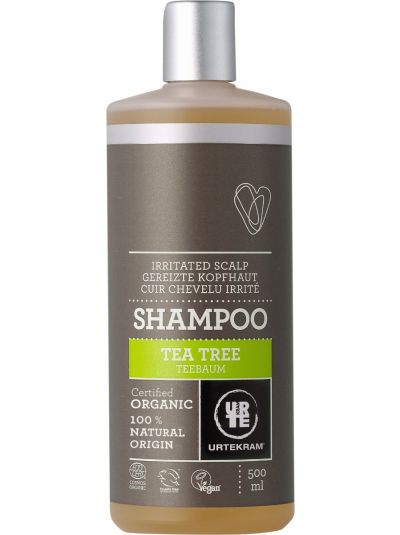 Urtekram Teebaum Shampoo 250 ml
