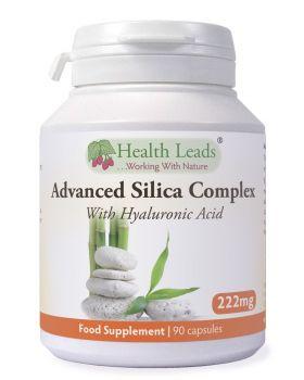 HEalth Leads Advanced Silica Complex 222 mg x 90 Kapseln