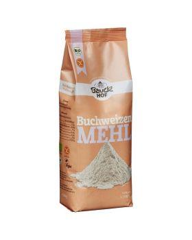 Bauckhof Bio Buchweizen-Mehl Vollkorn, glutenfrei 500g