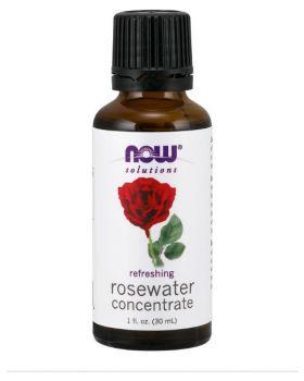 Now Foods Rosenwasser Konzentrat 30 ml