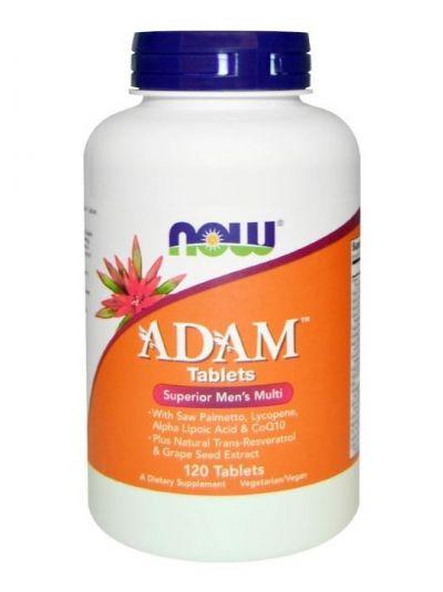 Now Foods Adam Erstklassiches Herren Multi 120 Tabletten