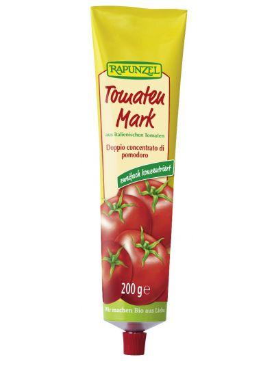 Rapunzel Tomatenmark 28% Tr.M. in der Tube 200g