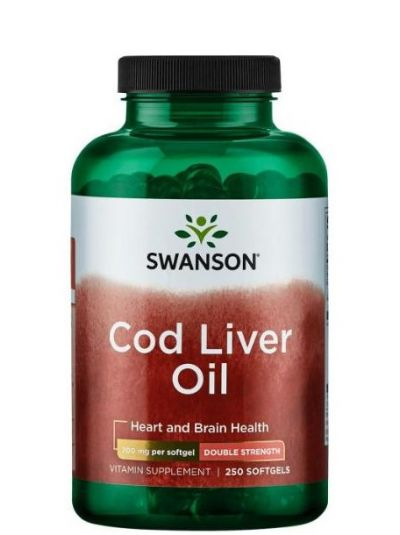 SWANSON LIVER TREAT DOUBLE STRENGTH 250 SOFTGELS