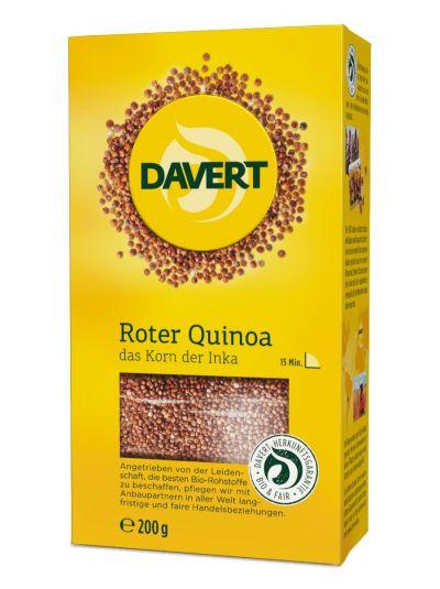 DAVERT ROTER QUINOA BIO 200