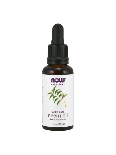 Now Foods Neem Oil 30 ml