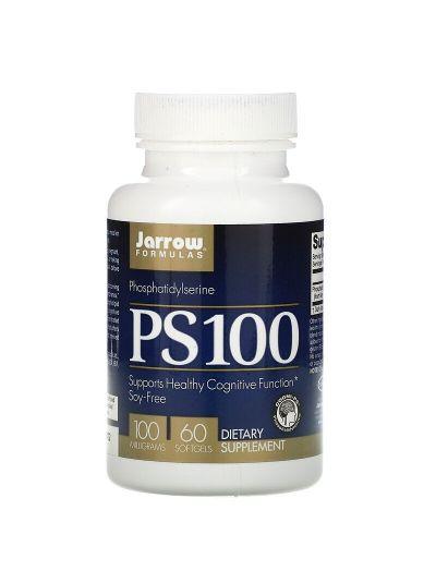 Jarrow Formulas PS 100 Phosphatidylserine 100 mg 60 capsules