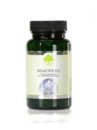G&G VITAMINS BioActive Vitamin B-Komplex 60 Kapseln