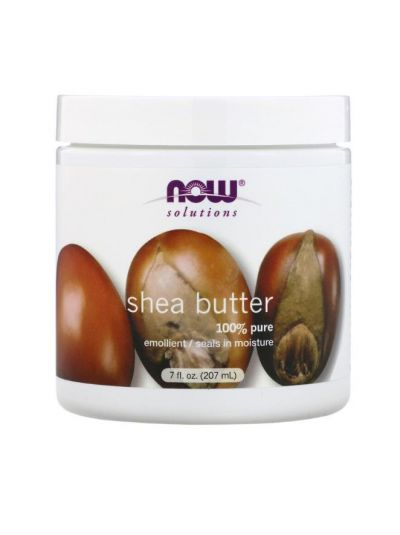 Now Foods Sheabutter 207 ml