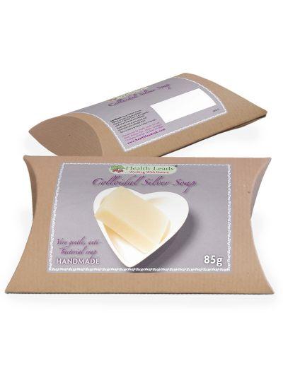 HEalth Leads Colloidal Silver Soap 85g