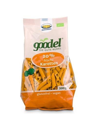 """Govinda Goodel - Die gute Nudel """"Rote Linse - Karotte"""" BIO 200g"""