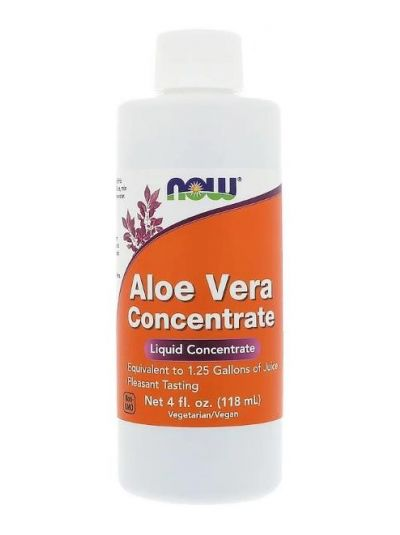 Now Foods Aloe Vera Konzentrat 118 ml