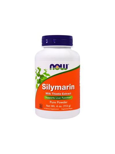 Now Foods Silymarin Pure Powder 113 g