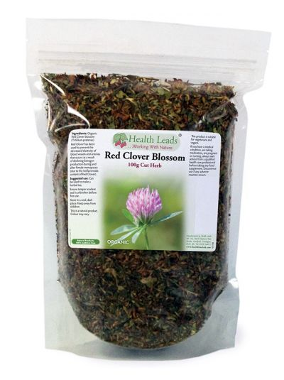 Health Leads Red Clover Blossom 100g