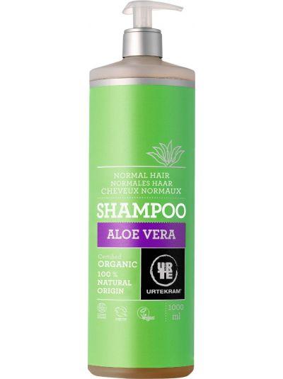 Urtekram Aloe Vera Shampoo für normales Haar 250 ml